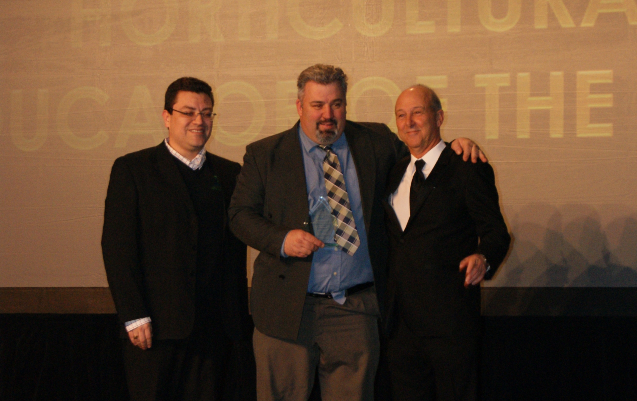 "High School ""Horticulture Educator of the Year"" Award"