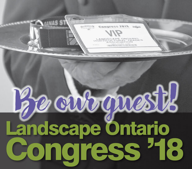 Be Our Guess Landscape Ontario Congress