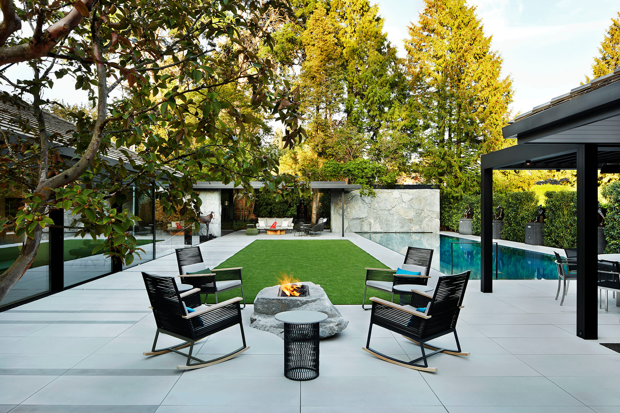 award winning backyard project